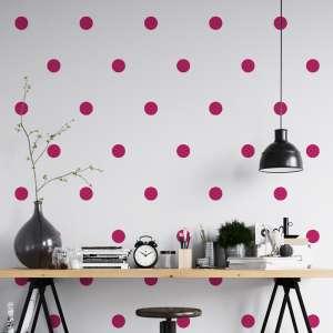 Naljepnice-pink-kružići-7cm