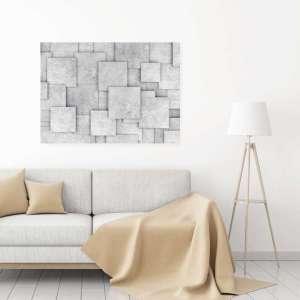 Slika na platnu 3D Abstrakt