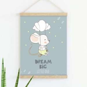 Sretni poster Dream Big 1