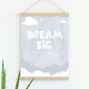 Sretni poster Dream Big 2