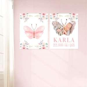 Sretne ploče set Butterfly