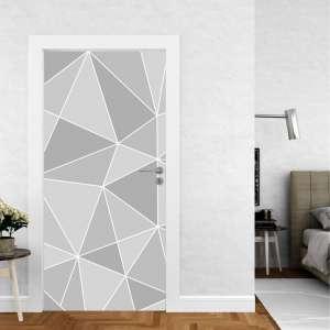 Abstract Geometry - Naljepnica za Vrata