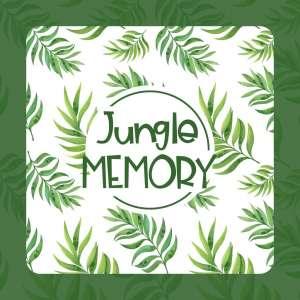 Memory igra - Jungle Memory