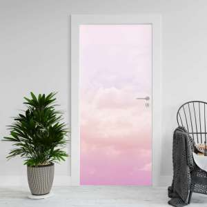 Pink Dream - Naljepnica za Vrata