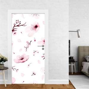 Pink Spring - Naljepnica za Vrata