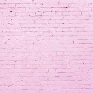 Foto tapeta Pink Brick