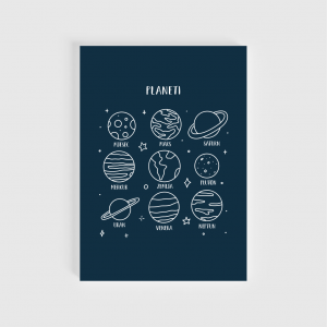 Vesela učilica Planeti